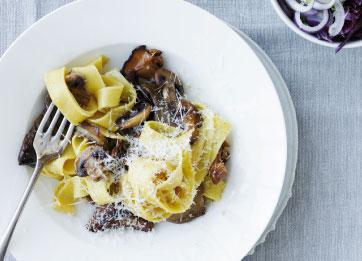 pasta+med+svampe