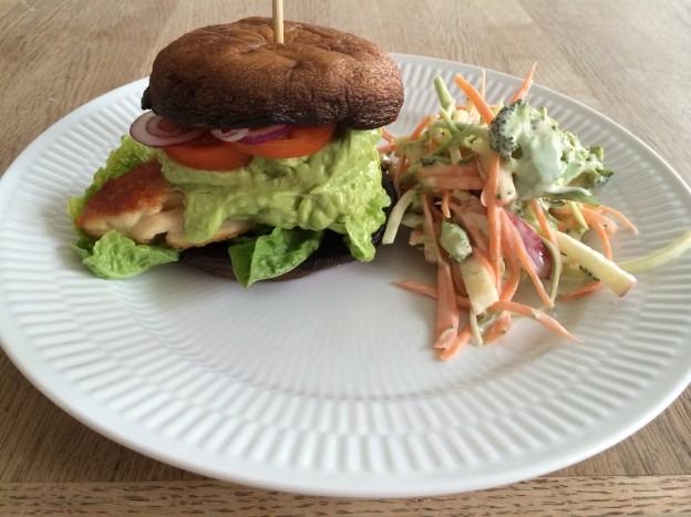 portobelloburger