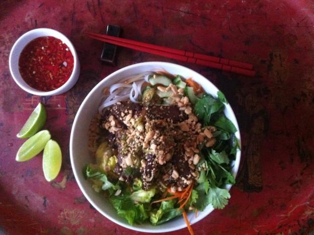 Vietnamesisk steaksalat2