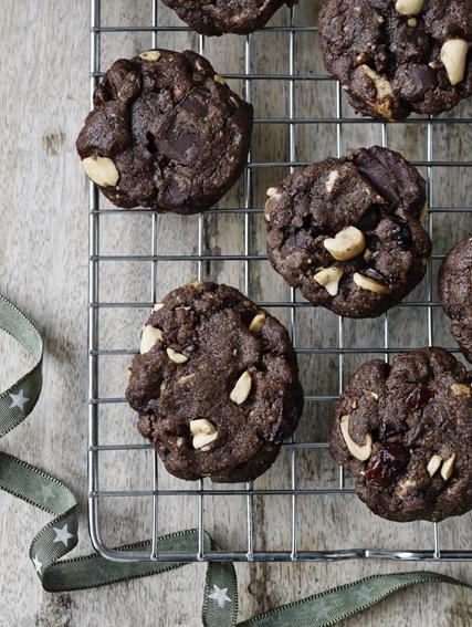 Chokolade cookies1