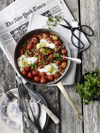 tomat og aeg Brunch