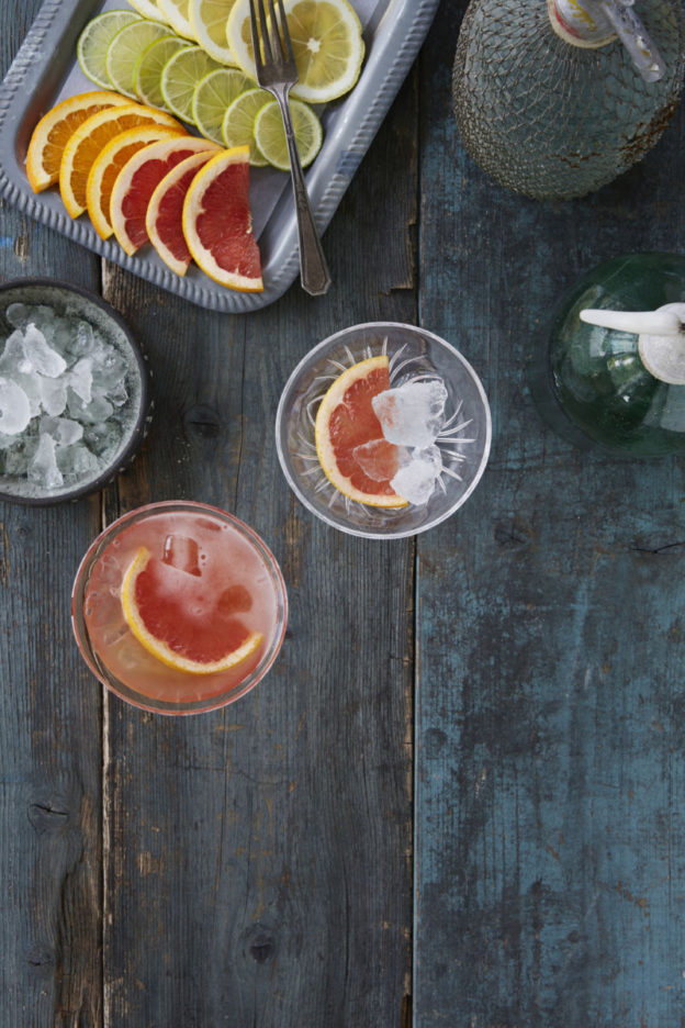 Ruby Slipper Martini