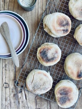 engelske muffins
